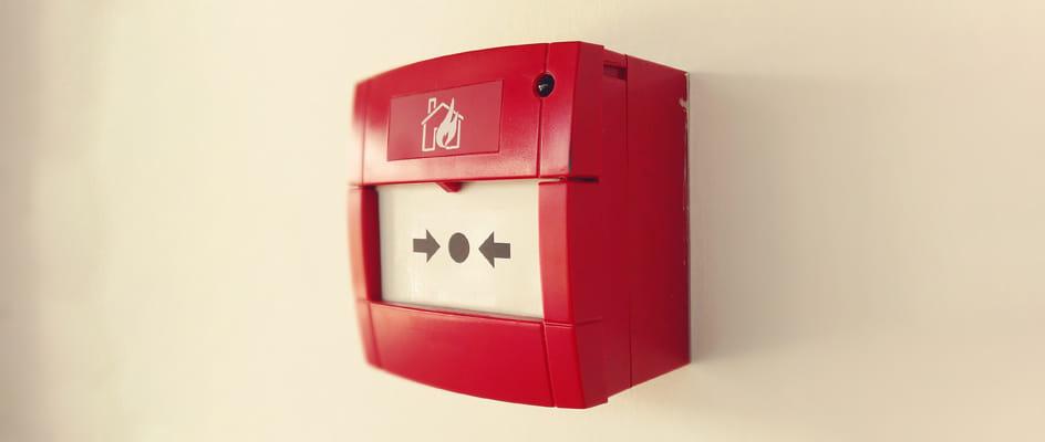 Fenner Nash Fire Alarm