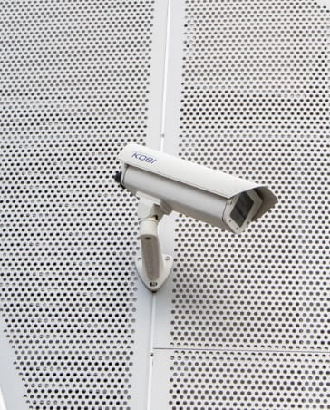 Integrated CCTV systems